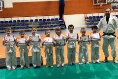 Judo - Egzamin na biały pas
