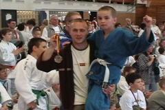 Judo - zdjęcia historyczne