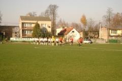Kasztelania - Górnik Kłodawa (09.11.2008)