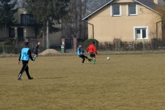 Kasztelania - Grom Malanów (sparing, 02.03.2014)