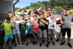 Obóz Judo -  Łazy 2020